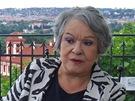 Ji�ina Bohdalov� v s�rii Ach, ty vra�dy! (d�l Archiv Felixe Burgeta)