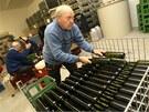 Vaďurovi jsou jedním ze tří vinařství ve Zlínském kraji, které letos Svatomartinské víno připravuje.