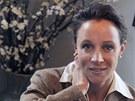Paula Broadwellov�, autorka  biografie gener�la Davida Petraeuse (15. ledna 2012)