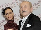 Oldřich Navrátil a Kamila Tománková