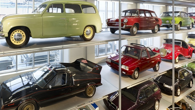 FDV4767af SKODA MUZEUM 17 Poznejte krásu unikátních dopravních prostředků. Navštivte Škoda Muzeum