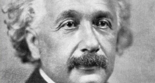 Einsteinovo jméno se stalo synonymem génia.