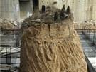 Čínská rodina odmítla přestěhovat svou hrobku kvůli výstavbě nového domu.