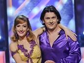 Pátý soutěžní večer StarDance - Martin Procházka a Tereza Bufková