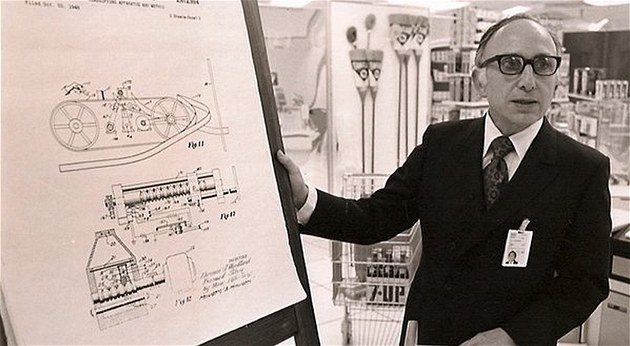 Norman Joseph Woodland (IBM)