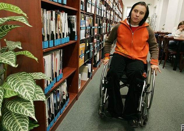 Ladislava Bla�ková studuje Fakultu sociálních studií Masarykovy univerzity v