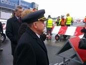 Kapitán polského Dreamlineru