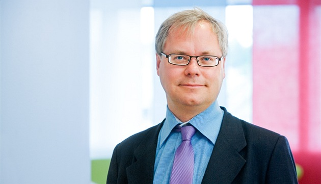 Martin Gren, zakladatel společnosti Axis a vynálezce IP kamery.