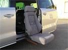 Individuální úpravy vozidel pro tělesně postižené osoby od INVACAR