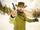 Herec Jamie Foxx si ve filmu Quentina Tarantina zahrál osvobozeného otroka Djanga.
