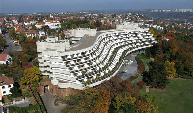 Hotel Praha na pra�ské Hanspaulce