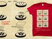 Stylová trička