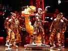 Z představení Michael Jackson: The Immortal World Tour