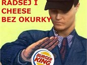 �ekni Burger Kingovi ne!