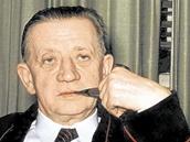 Novinář Ferdinand Peroutka