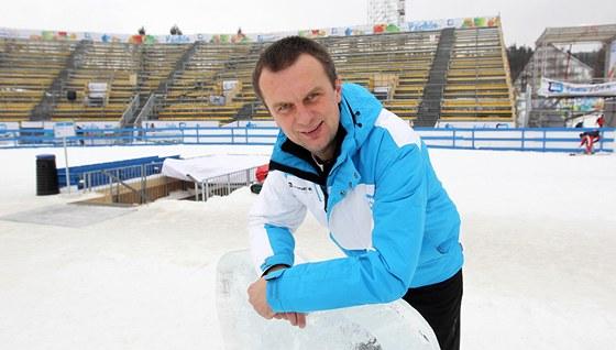 V neděli skončila na Vysočině největší sportovní akce v historii kraje – mistrovství světa v biatlonu. Šéf organizačního výboru Jiří Hamza si může po desítkách hodin práce konečně odpočinout.