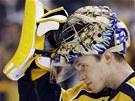 Pekka Rinne, gólman Nashville Predators
