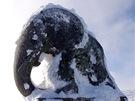 Omrzl� sl�n� na Kr�lick�m Sn�n�ku