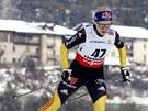 Miriam Gössnerová na volné desítce na mistrovství světa v klasickém lyžování ve Val di Fiemme