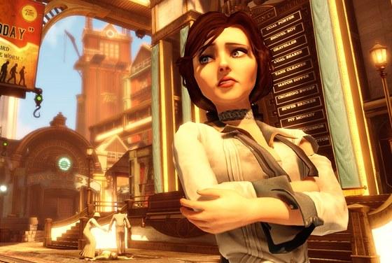 Katalog Take-Two zahrnuje řadu úspěšných her. Například BioShock Infinite.