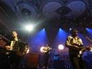 Z koncertu Mumford & Sons, Praha, Velk� s�l Lucerny, 6. b�ezna 2013