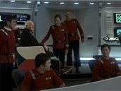 Klaus na m�stku Enterprise