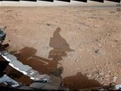 Klaus na Marsu