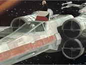 Klaus ve Star Wars nahradil R2D2.
