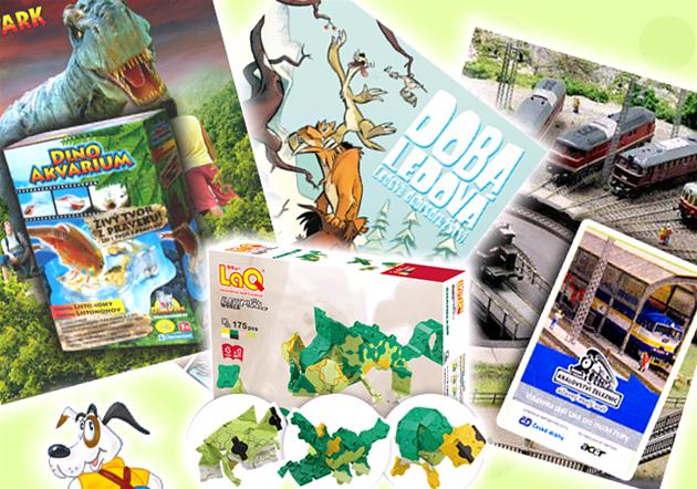 Alíkův Katalog dárků