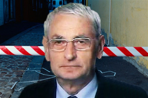 Murdered businessman Petr Vlach