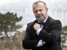Šéf zahraničního odboru prezidenta Hynek Kmoníček (5. dubna 2013)