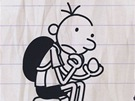 Hrdina �sp�n�ch Den�k� mal�ho poseroutky od Jeffa Kinneyho.