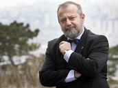 ��f zahrani�n�ho odboru prezidenta Hynek Kmon��ek (5. dubna 2013)