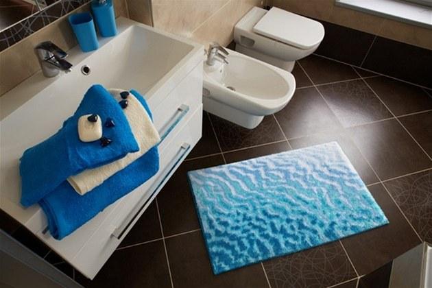 Koupelnové předložky a doplňky firmy GRUND