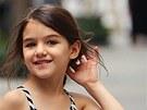 Dcera Toma Cruise a Katie Holmes Suri nezapře, že je z herecké rodiny. Roztomilá holčička se do objektivu umí tvářit jako hotová hvězda.