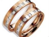 Snubní prsteny jinak?
