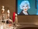 Z v�stavy v�novan� Marilyn Monroe
