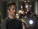 Robert Downey Jr. ve filmu Iron Man 3