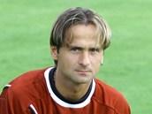 Bývalý fotbalista AC Sparta Praha Jiří Novotný (2000)