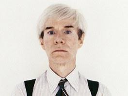 Newyorský výtvarník Andy Warhol