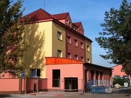 S�dlo spole�nosti Exelsior Group v Bohum�n� v dubnu 2013.