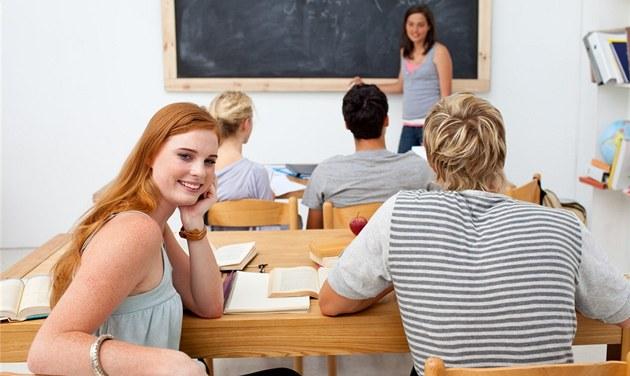 Studenti (ilustra�ní foto).