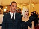 Gavin Rossdale a Gwen Stefani