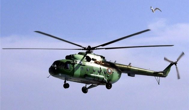 Ruský vrtulník Mi-8