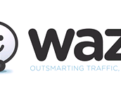 Logo bezplatné navigace Waze