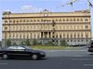 Sídlo ruské tajné služby FSB v centru Moskvy (14. května 2013)
