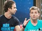 ViralBrothers (Erik Meldik a Čeněk Stýblo) v Show Jana Krause