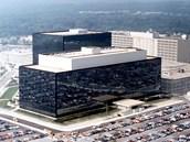 Sídlo NSA ve Fort Meade v Marylandu. Datum po�ízení snímku není p�esn� známé,