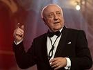 Felix Slová�ek oslavil sedmdesátiny v pra�ské Lucern�.