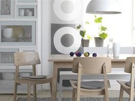 """Sjednocení barev a tvarů přidává na """"luxusním"""" vyznění."""